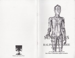Star Wars, the Art of Ralph McQuarrie