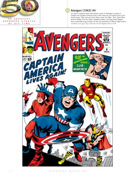 Avengers Magazine (2015-) 001-007