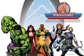 Avengers Magazine (2015-) 001-013
